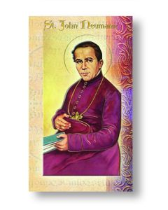 St. John Neumann Mini Biography