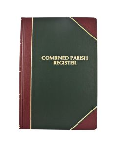 Combined Church Record Book