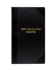 Communion Church Record Book