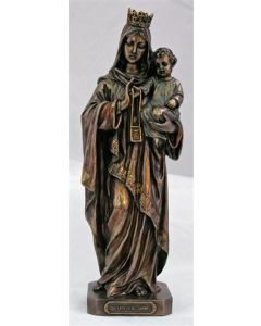 Our Lady of Mt. Carmel Statue, 10""