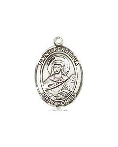 """St. Perpetua SS 18"""" chain"""