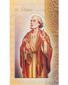St. Peter Mini Biography