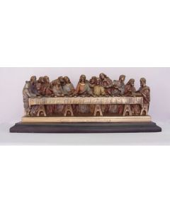 Last Supper, Cold-Cast Bronze