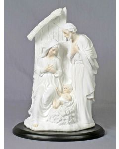 Holy Family in Stable