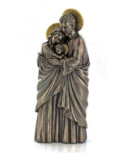 """Holy Family Statue, 10"""""""