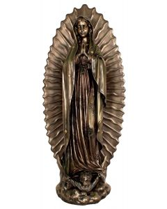 """Our Lady of Guadalupe Statue, 27"""""""