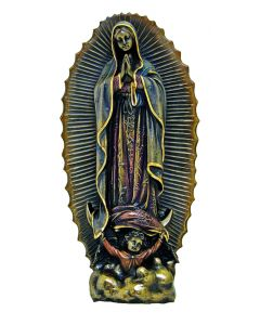 """Our Lady of Guadalupe Statue, 9.5"""""""