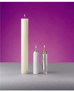 Lux Mundi Economy Candle Shell