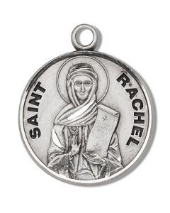 St. Rachel SS medal round