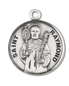 St. Raymond SS medal round