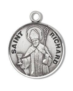 St. Richard SS medal round