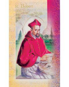 St. Robert Mini Biography