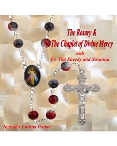 The Rosary and Chaplet of Divine Mercy on CD