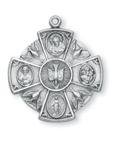 SS Four Way Medal