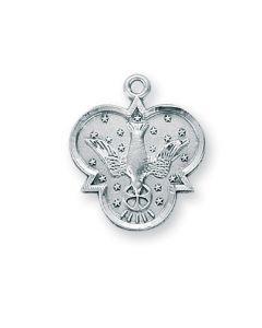 Holy Spirit medal SS