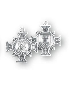 St. Michael SS maltese cross/medal