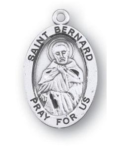 St. Bernard SS Oval medal
