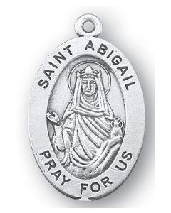 St. Abigail SS Medal