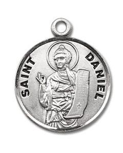 St. Daniel SS Medal round