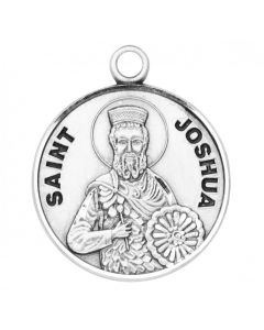 St. Joshua SS medal round