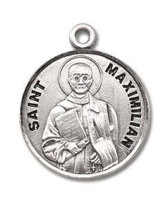 St. Maximilian Kolbe SS medal round