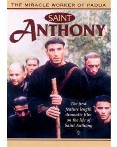 Saint Anthony: The Miracle Worker of Padua DVD