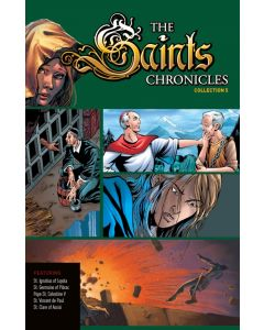 Saints Chronicles Collection 5