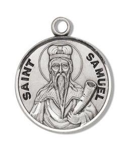 St. Samuel SS medal round