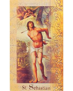 St. Sebastian Mini Biography