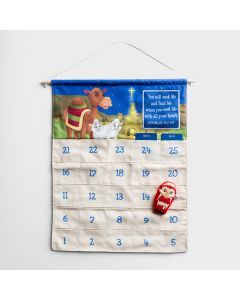 Cloth Advent Calendar