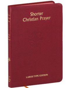 Shorter Christian Prayer (Large Type)