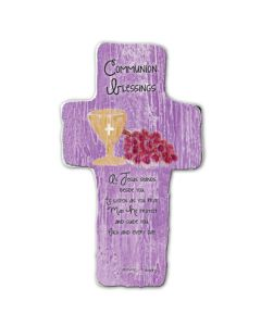 Communion Blessings Cross