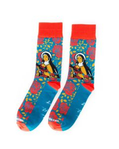 St Therese of Lisieux Socks