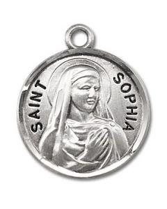 St. Sophia SS medal round