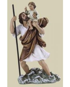"St. Christopher 4"" statue"
