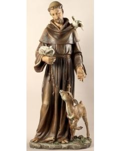 "St. Francis 36"" Statue"