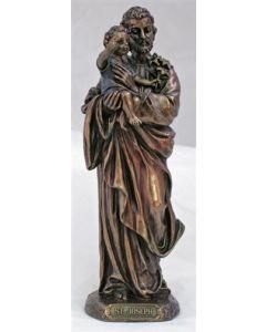 "St. Joseph/Child Statue, 8"""
