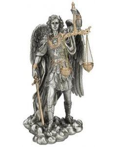 "St. Michael 11"" Statue"