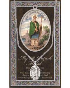 Pewter St. Patrick Medal
