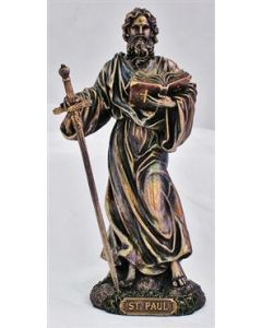 "St. Paul 8"" Statue"