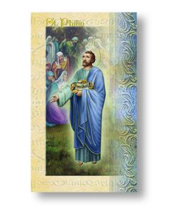 St. Philip Mini Biography