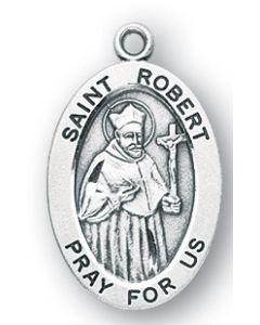 St. Robert SS medal oval