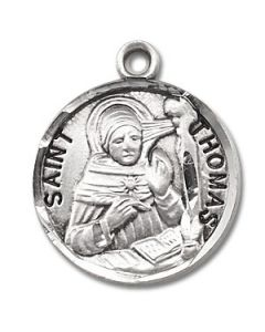 St. Thomas SS medal round