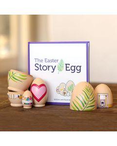 Easter Story Egg
