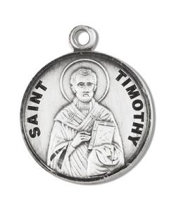 St. Timothy SS medal round