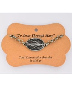 Total Consecration to Mary Bracelet