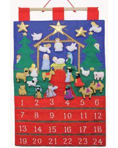 Cloth Advent Calendar