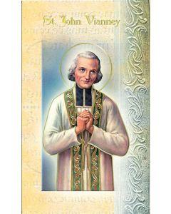 St. John Vianney Mini Biography